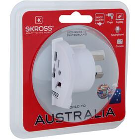 SKROSS Country Adaptateur Monde pour Australie
